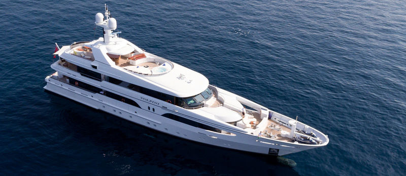 Amels superyacht Volpini