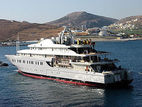 Annaliesse at Neorion Syros shipyards