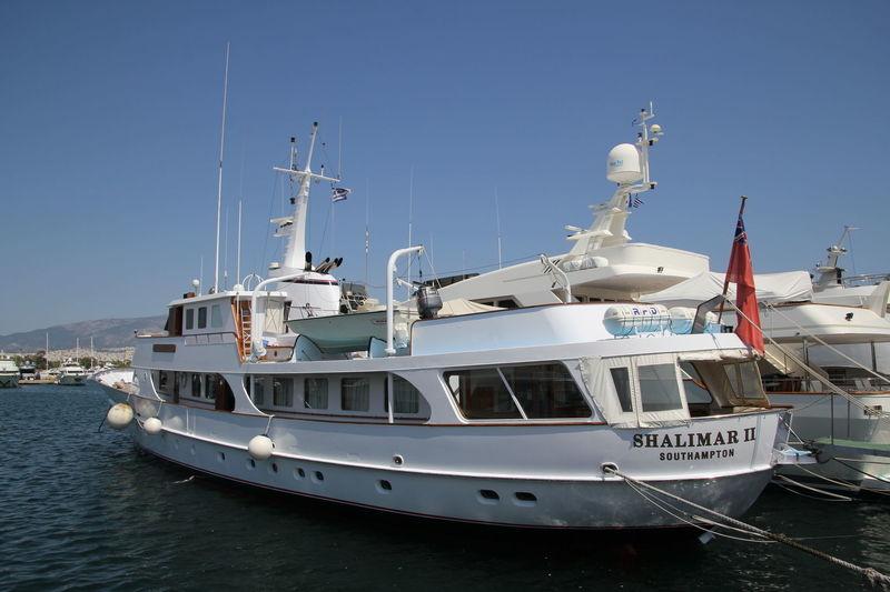 SHALIMAR II yacht Feadship