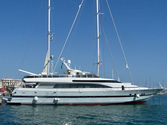 FONERS yacht Izar