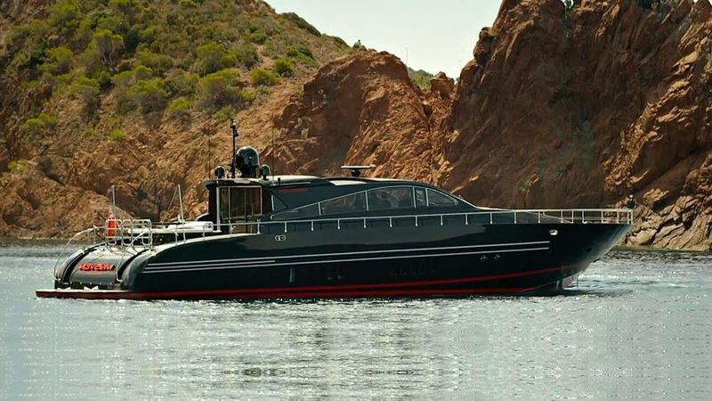MYSVEN yacht Leopard