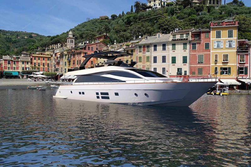 D'ARIA yacht Permare