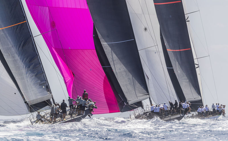 Maxi Yacht Rolex Cup 2018