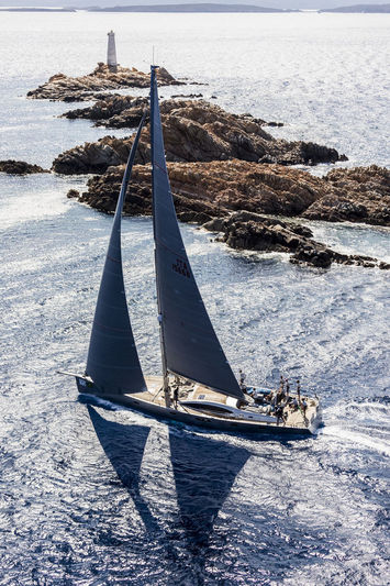 H20 at the Maxi Yacht Rolex Cup 2018