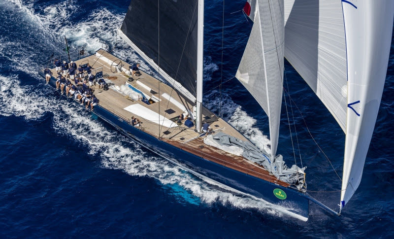 29th edition Maxi Yacht Rolex Cup
