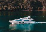 Estel of Ibiza Yacht Azimut