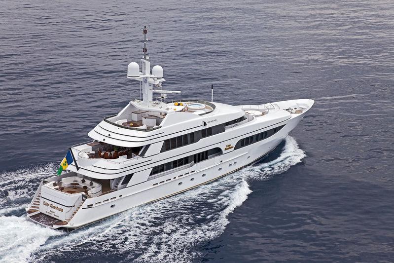 LADY ANASTASIA yacht Sensation
