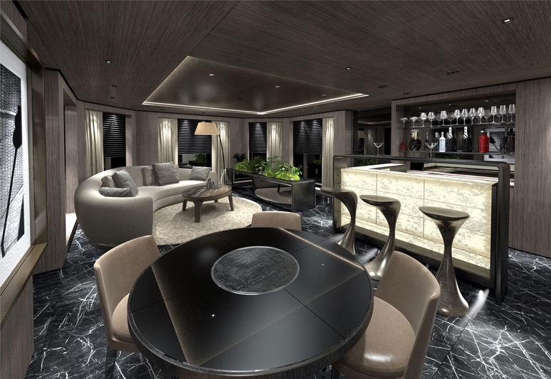 Solo interior design