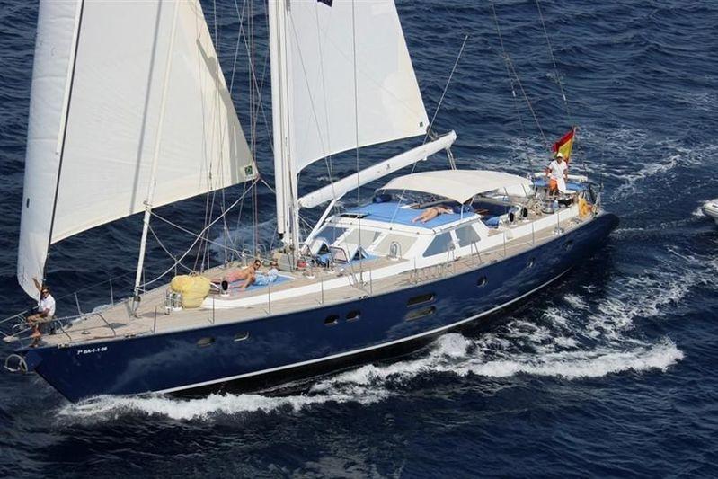 Luchya sailing