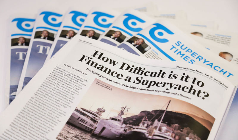 SuperYacht Times 22nd edition