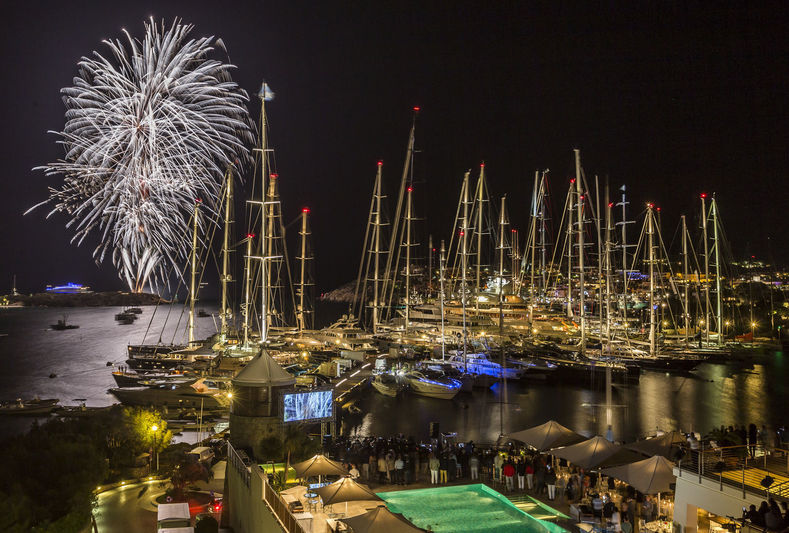 Yacht Club Costa Smeralda, Porto Cervo