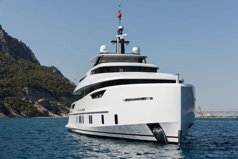 Virgen Del Mar VI anchored