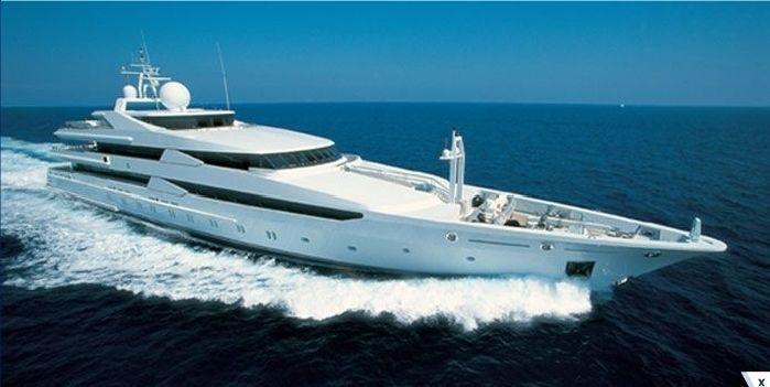 CONSTELLATION yacht Oceanco