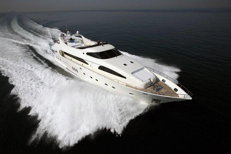 GRACE KELLY yacht Mengi-Yay