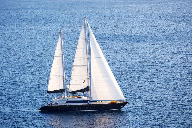 L'AQUILA yacht Mengi-Yay