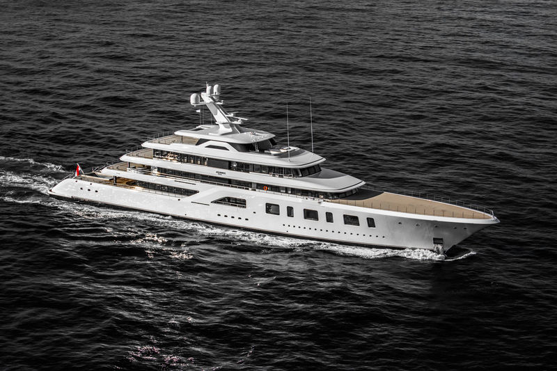 AQUARIUS yacht Feadship