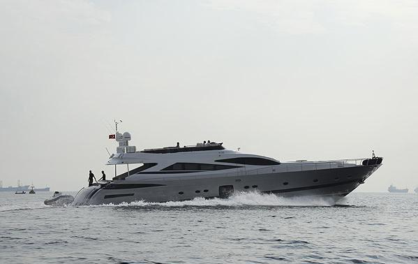 SERRA yacht Mengi-Yay