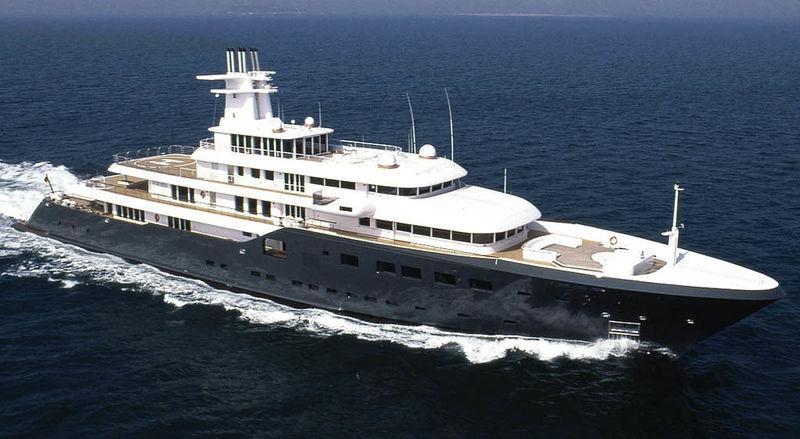 ICE yacht Lürssen