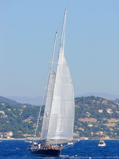Skylge in Saint Tropez