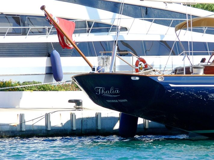 Thalia in Cannes