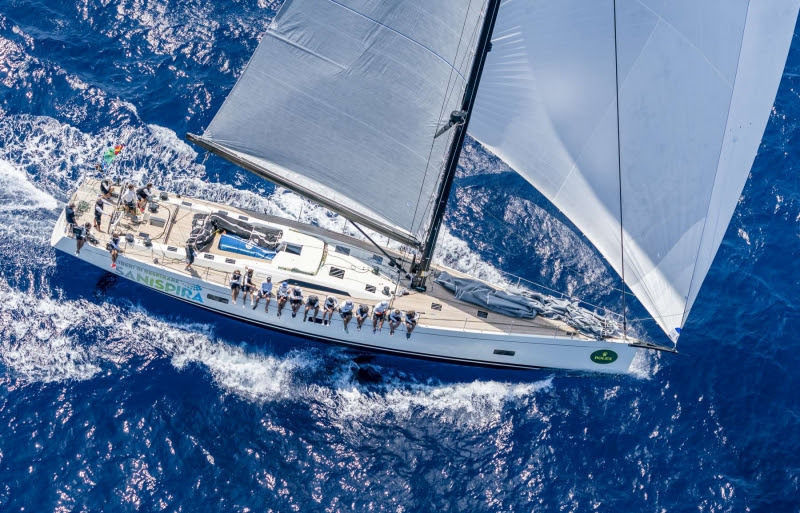 Maxi Yacht Rolex Cup and Rolex Maxi 72 World Championship