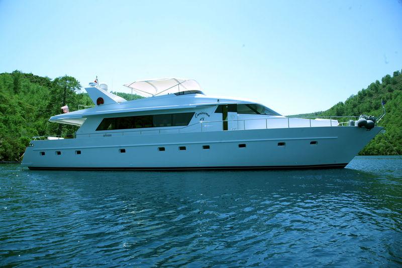 CARISSIMA  yacht Mengi Yay Yachts