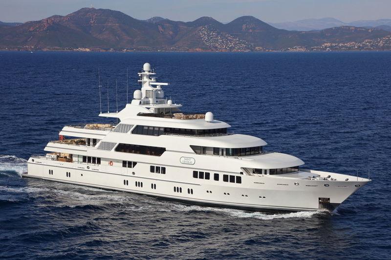 SAINT NICOLAS yacht Lürssen