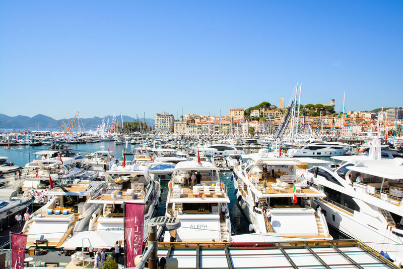 Cannes Yachting Festival 2018 - Day 1