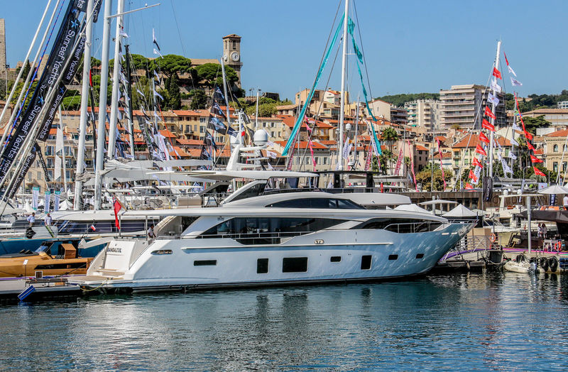 Bandazul yacht at Cannes Yachting Festival - Day 1