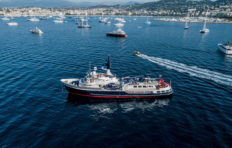 Cannes Yachting Festival - Day 2