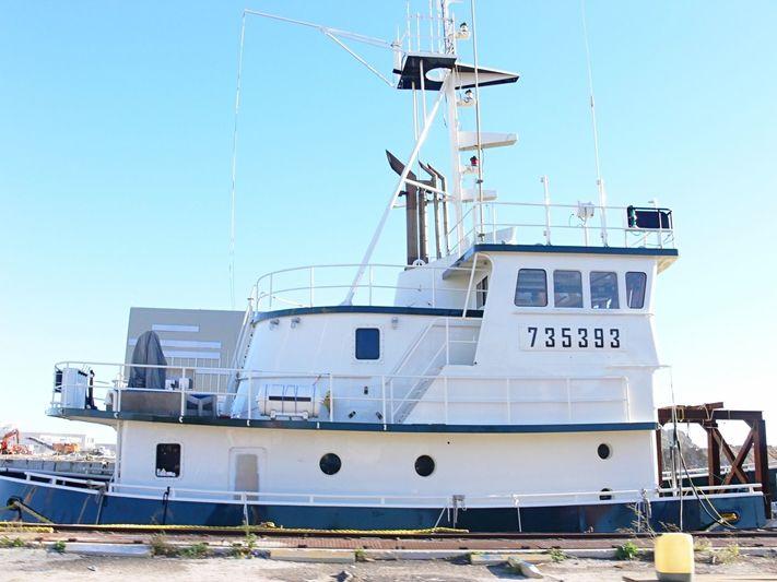 ABEL J yacht Goudy & Stevens