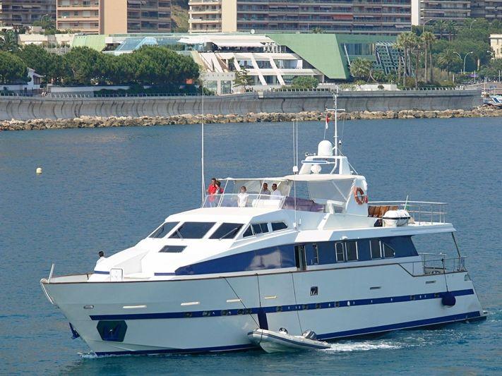 Azure Rhapsody arriving in Monaco