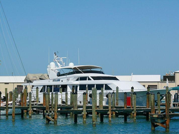 ABIGAIL yacht Broward
