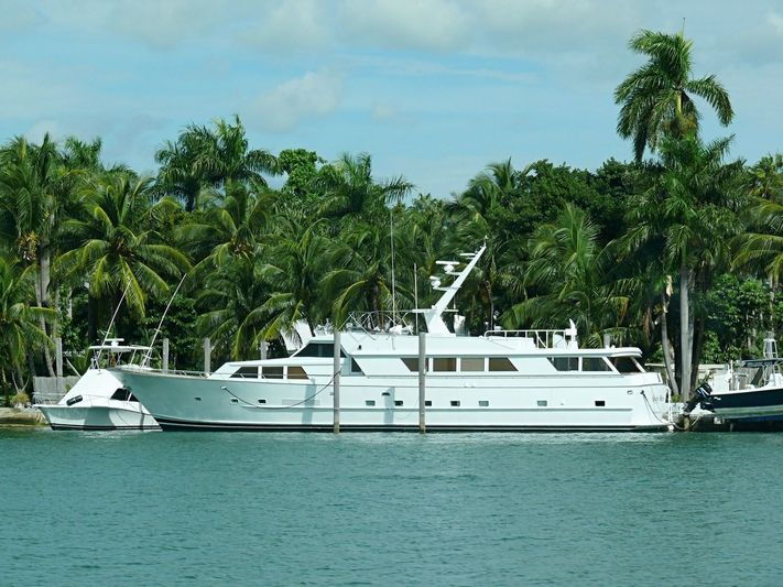 LADY HELEN yacht Broward