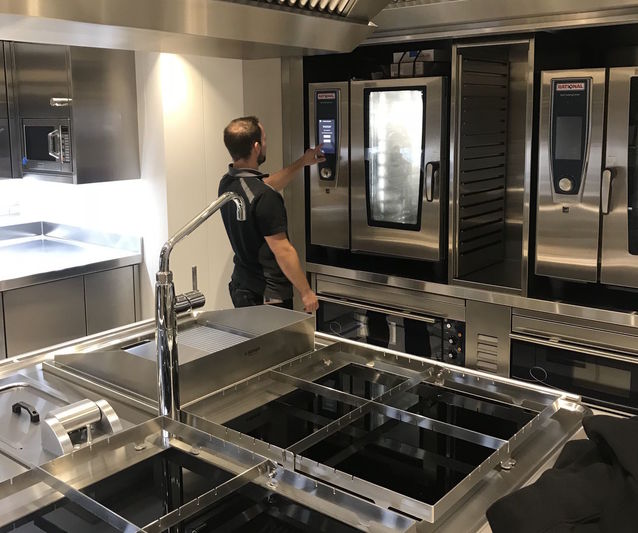 Roland Germany galley technician