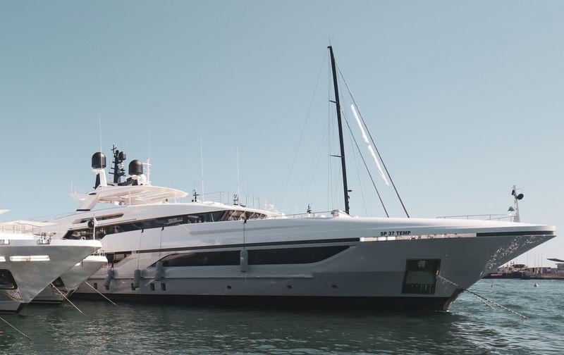 Baglietto 54m Project 10228 in Cannes