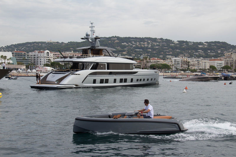 Cannes Yachting Festival - Day 3