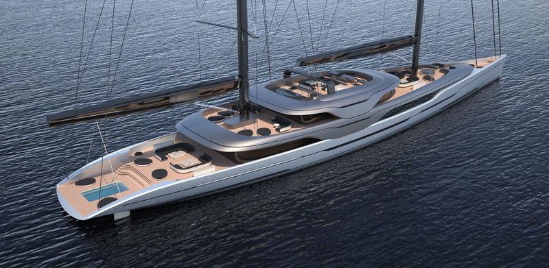 93m design concept Ripple
