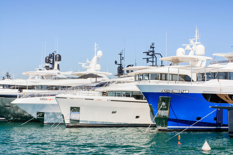 Cannes Yachting Festival 2018 Day 4