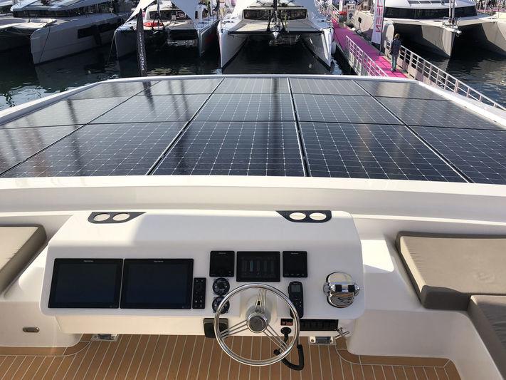 Silent-Yachts 55 Solar Catamaran