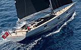 Ribelle sailing