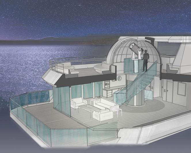 Diana Yacht Design Project Beyond interior design