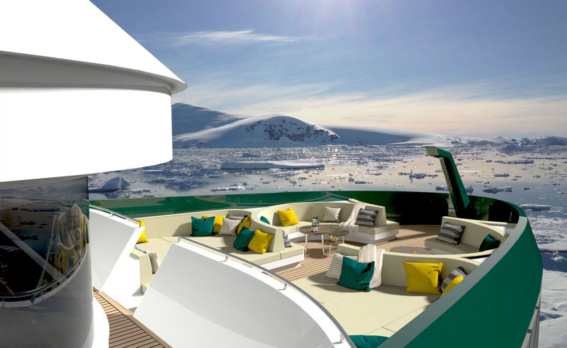 Diana Yacht Design Project Beyond exterior design