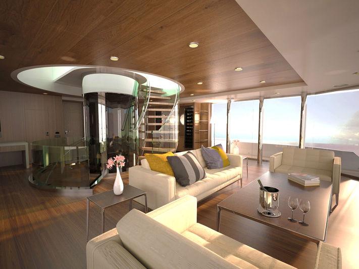 Diana Yacht Design Project Beyond - interior design