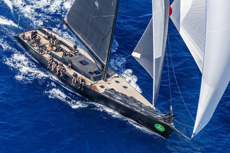 LYRA yacht Wally