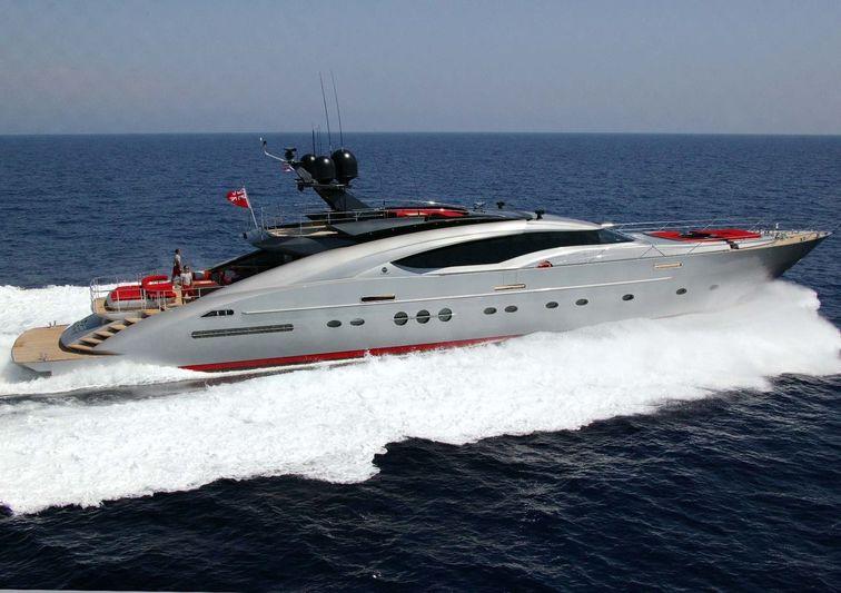 DRAGON yacht Palmer Johnson