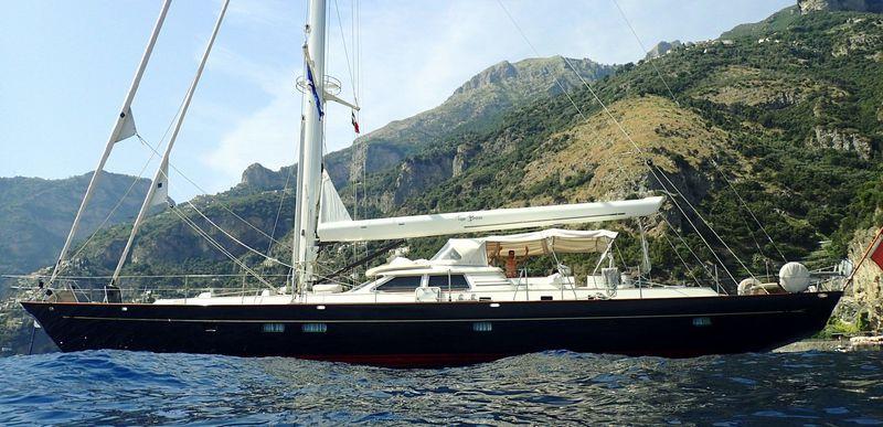 TIGA BELAS  yacht Austal