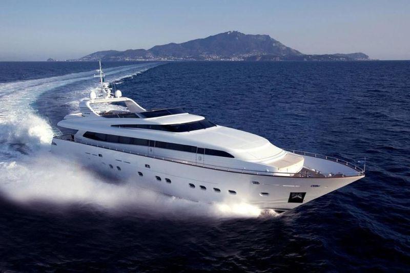 MIKYMAR yacht Canados