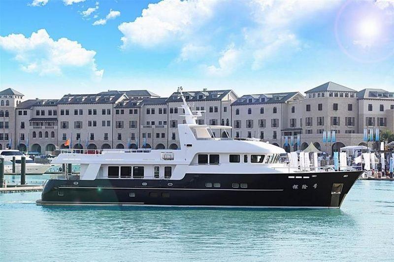 SAMSARA yacht The Hong Kong