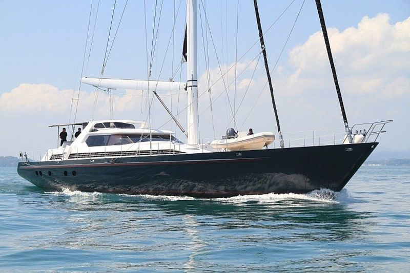 PHILKADE yacht Sensation
